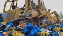 Sharia police seizes 260 crates of alcoholic drinks from nightclubs, beer parlour