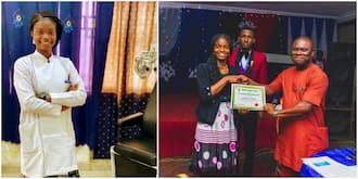 Young Lady Bags Award of the Most Innovative Optometry Student in Nigeria, Wins Cash Prize