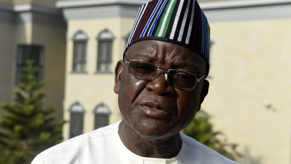 Benue governor to criminals: Surrender yourselves, weapons now