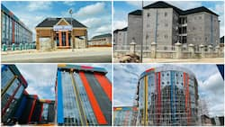 Beautiful photos of new university established by Nigerian governor
