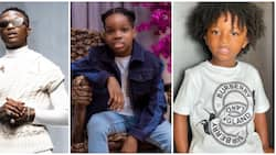 Father's Day: Tife, Zion celebrate superstar dad Wizkid with cute IG posts