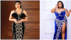 Best dressed: Nengi and Dorathy shine bright at reunion show, Nigerians vote for their favourite look