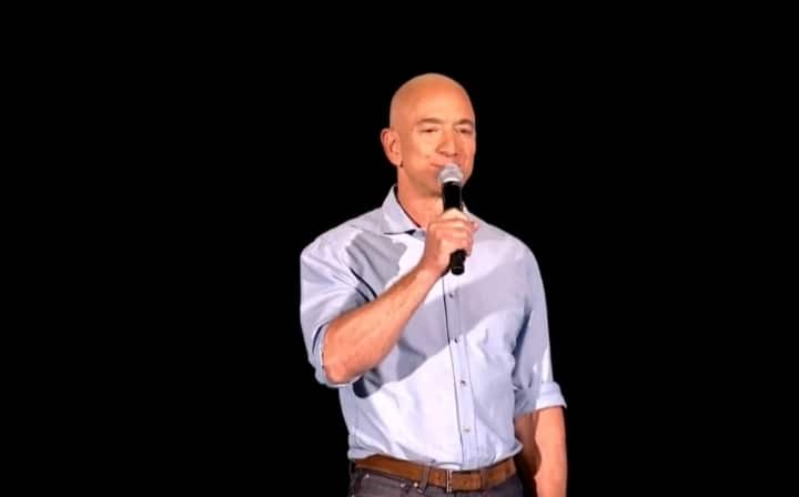 Over N82.3 billion was donated by Jeff Bezos to Smithsonian, the World's largest museum complex
