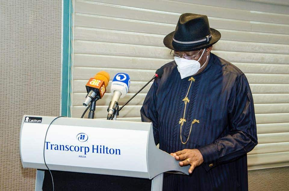 APC Issues Official Reaction to Jonathan's Alleged Defection