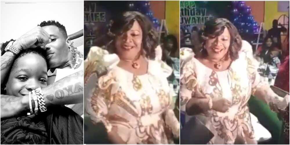 Wizkid's mother