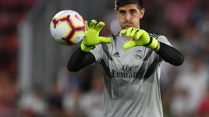 Real Madrid fans label Thibaut Courtois a 'joke' after CSKA Moscow defeat