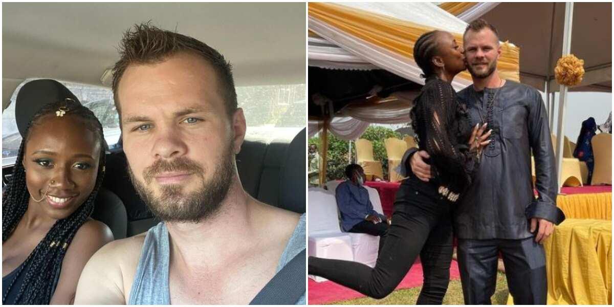 Korra Obidis Husband Refuses To Kiss Her After Eating