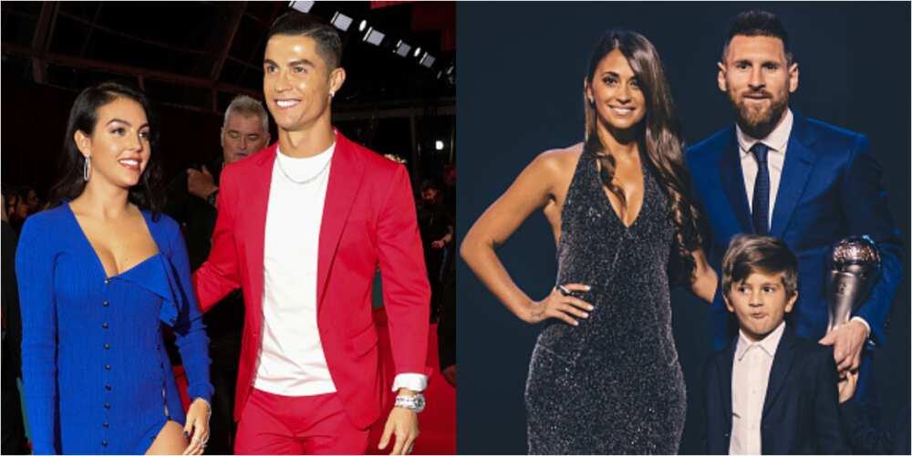 Georgina Rodriguez sends birthday wishes to Lionel Messi's son Thiago