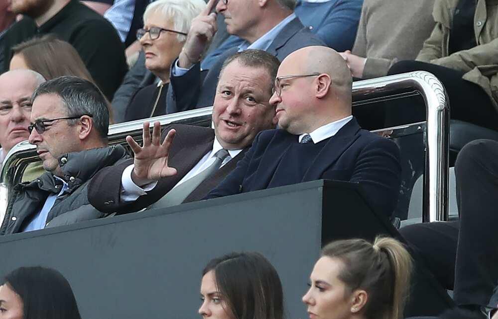 Newcastle United: Henry Mauriss lodges £350m bid to buy EPL club
