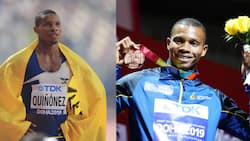 Tragedy as World Sprint Medallist Dies After He Was Shot Outside Shopping Centre
