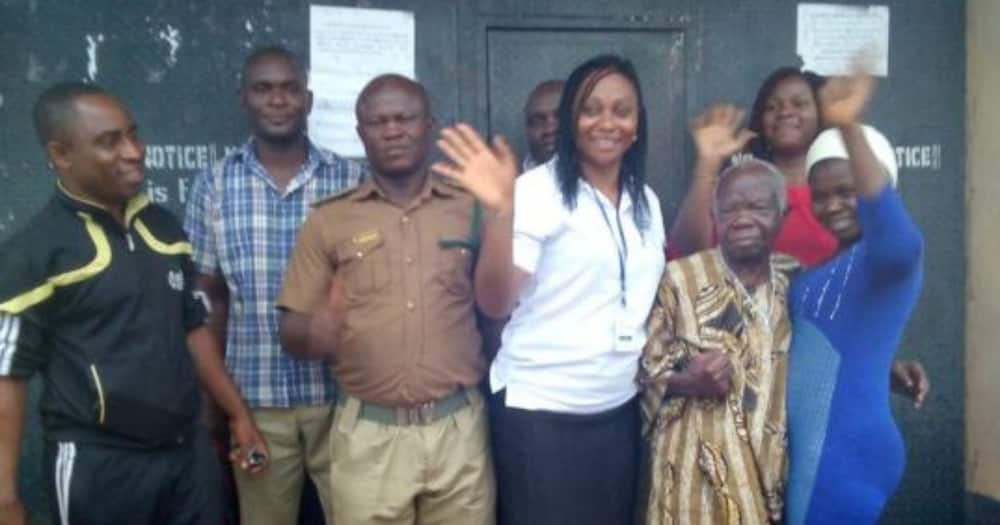 Nigeria: Le prisonnier le plus vieux libéré après plus de 19 ans