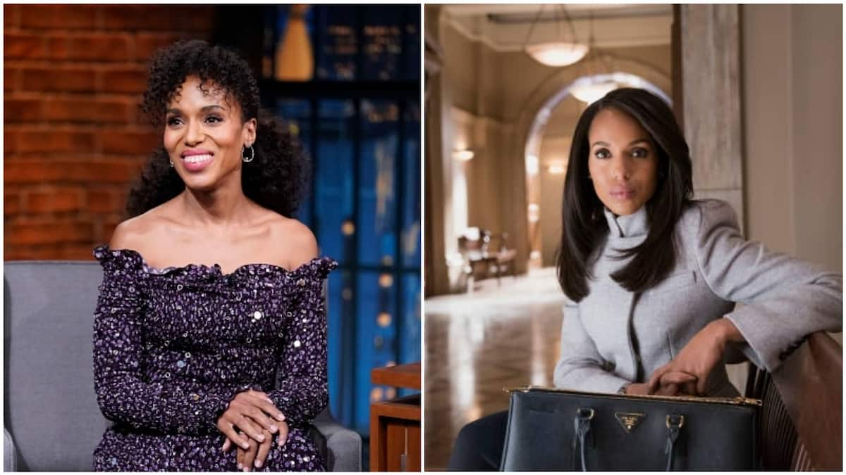 Kerry Washington sends strong message to all strong women raising the bar - Latest News in Nigeria & Breaking Naija News 24/7 | LEGIT.NG