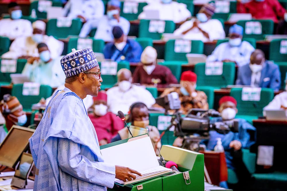 ASUU, other FG staff not captured in IPPIS will be considered ghost workers, Buhari declares