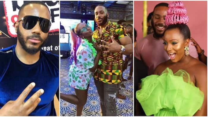 Billionaire kids: DJ Cuppy welcomes Kiddwaya back home after eviction from BBNaija (photos)