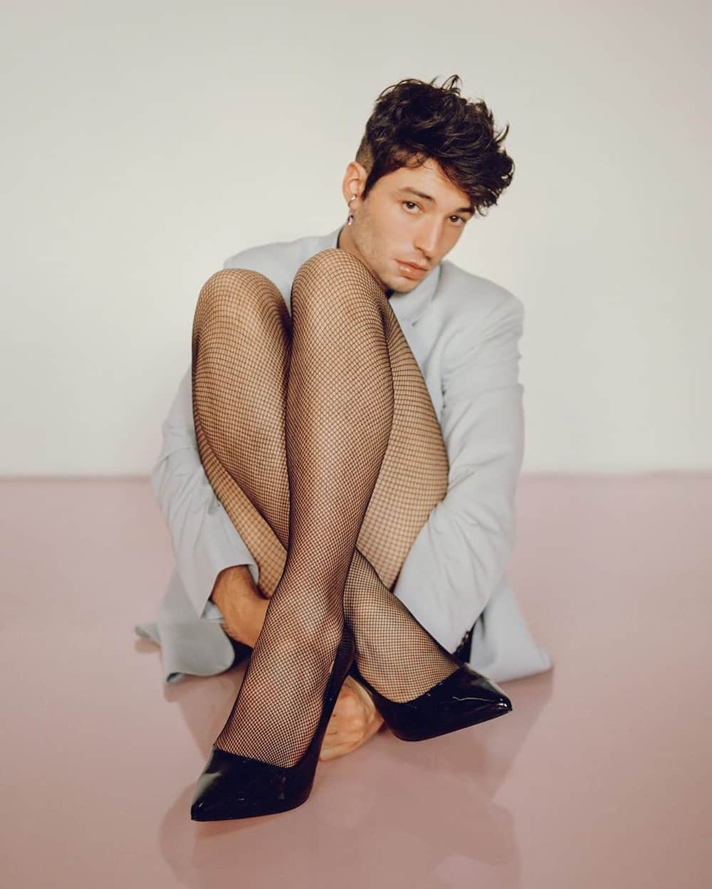 Ezra Miller sexuality