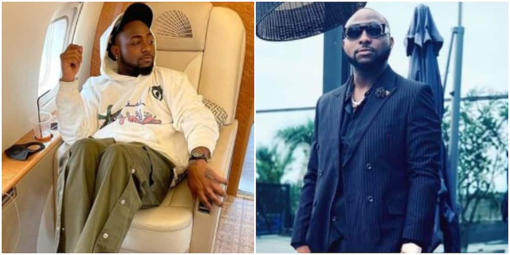 Singer Davido says he is not afraid to go to heaven