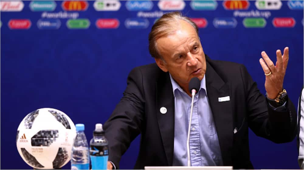 Super Eagles Coach Gernot Rohr Makes Huge Comments Ahead of 2022 World Cup Qualifiers