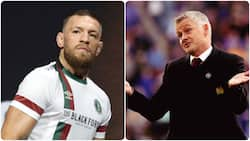 UFC superstar Conor McGregor tells Man United what to do with Solskjaer after Liverpool humiliation