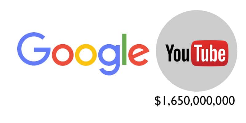 Who owns Google and YouTube?