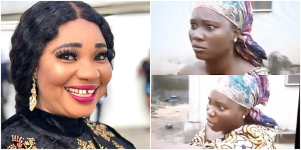 Actress Jaiye Kuti advises fans to be consistent as she shares throwback video