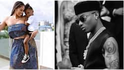 Amazing woman: Wizkid gushes over baby mama and manager Jada Pollock as she celebrates birthday