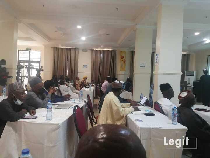 NEDC Meets Representatives of Northeast State Govts