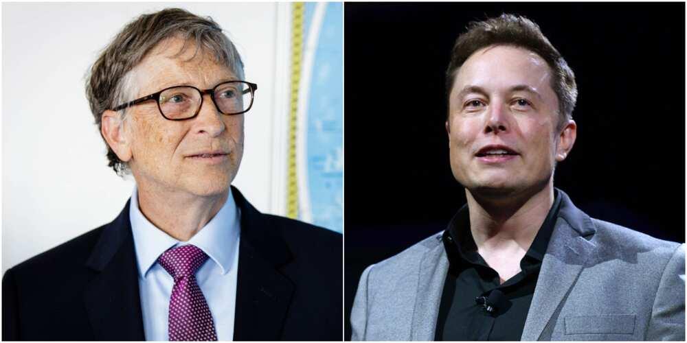 Elon Musk ta ture Bill Gates, ya zama mutum mafi arziki na 2 a fadin duniya