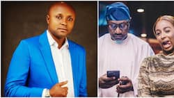 Reactions as Isreal DMW reveals Femi Otedola was instrumental to his university education