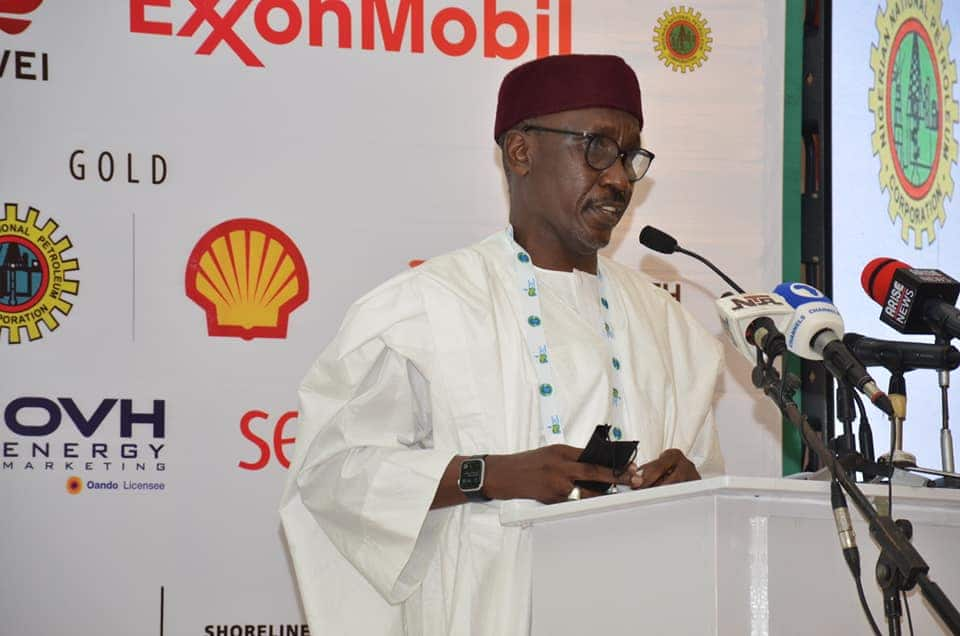 Mele Kyari Explains Why NNPC Wants to Acquire 20% Equity in Dangote Refinery