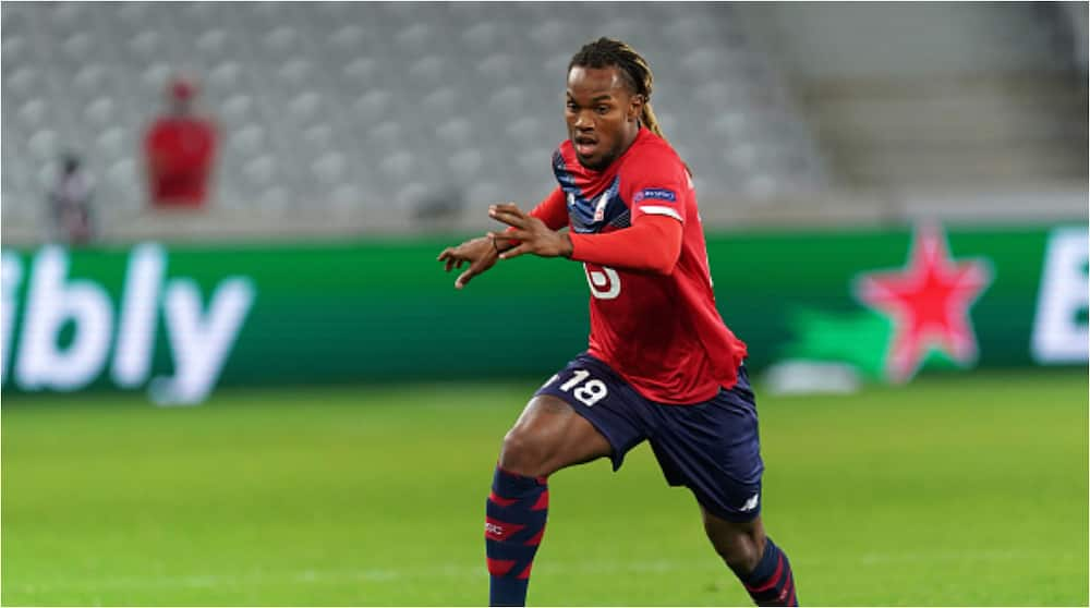 Renato Sanches: Liverpool reach £18m transfer agreement with French Ligue 1 club Lille