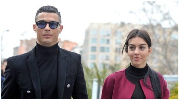 'Dan wasa Ronaldo ya na kashe N32m duk wata a kan Budurwar da zai aura