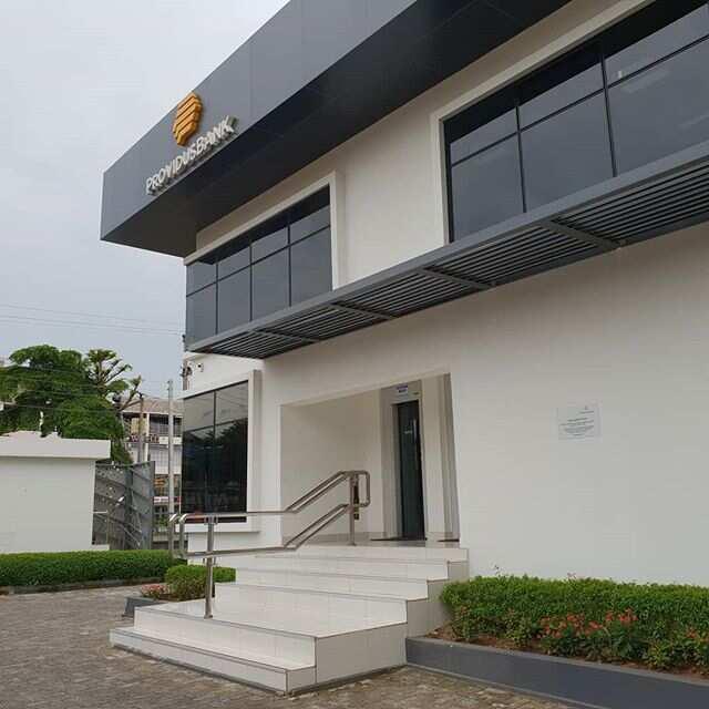 Providus Bank nigeria