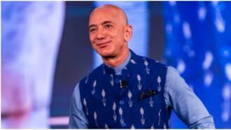 Jeff Bezos' Amazon denies plan to accept bitcoin from customers