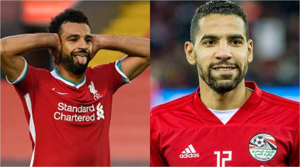 Mohamed Salah dedicates hat-trick against Leeds to dying Egypt teammate Zakaria