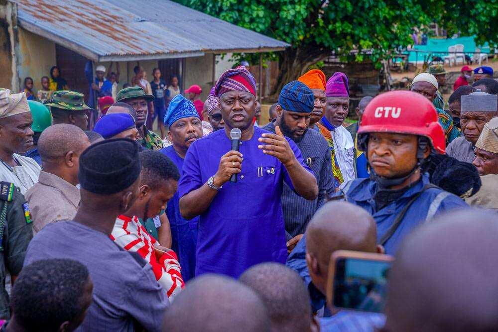 Oyo: Amotekun Commander, 3 Others Killed as Gunmen Invade Ibarapa Communities
