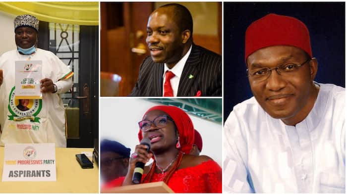 Anambra 2021: 7 top aspirants wrestling to takeover from Governor Obiano
