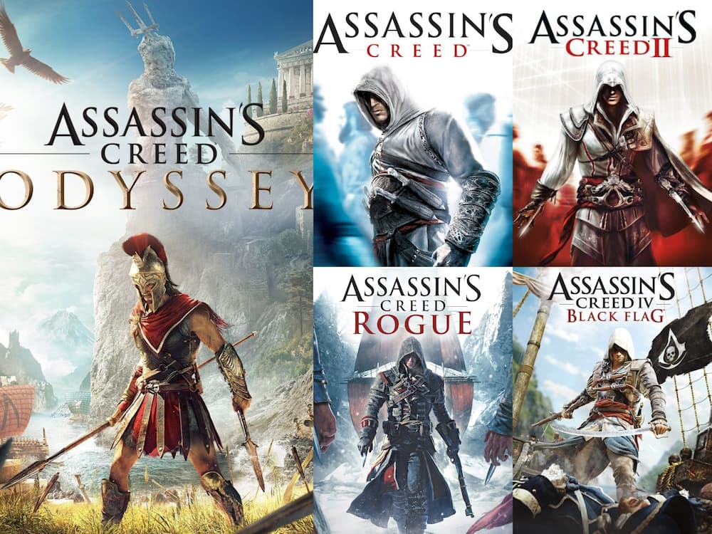 Assassin S Creed Timeline The Complete History Of The Order So