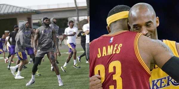 LeBron James Reveals New Tattoo In Tribute To Kobe Bryant