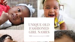 Top 50 unique old fashioned girl names