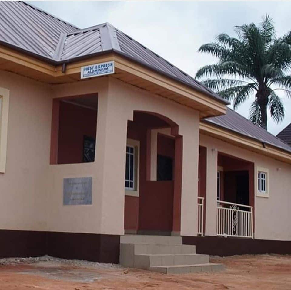 Why I Built a House for Three Childless Widows in my Constituency