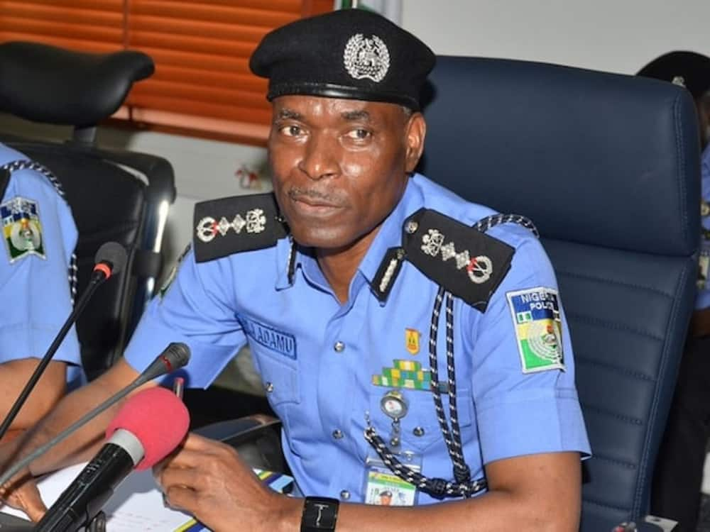 Da duminsa: IGP Adamu ya haramta wa jami'an SARS wasu jerin ayyuka