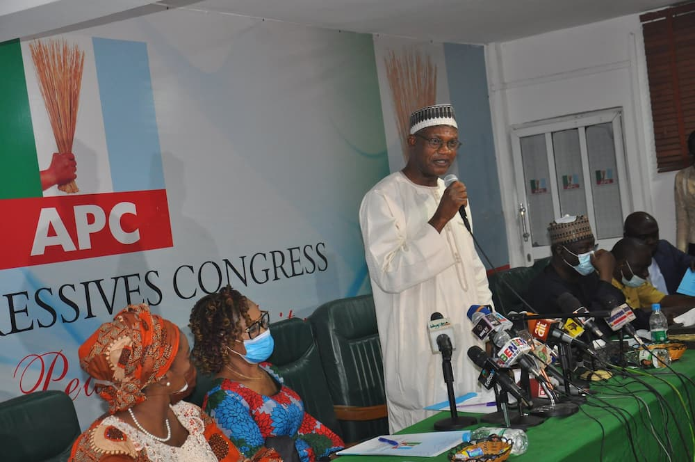 List: Tragedy hits APC as 5 party chieftains die suddenly