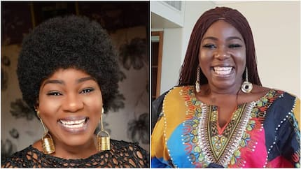 My father cried when I got pregnant at 14 - Famous Nollywood actress reveals