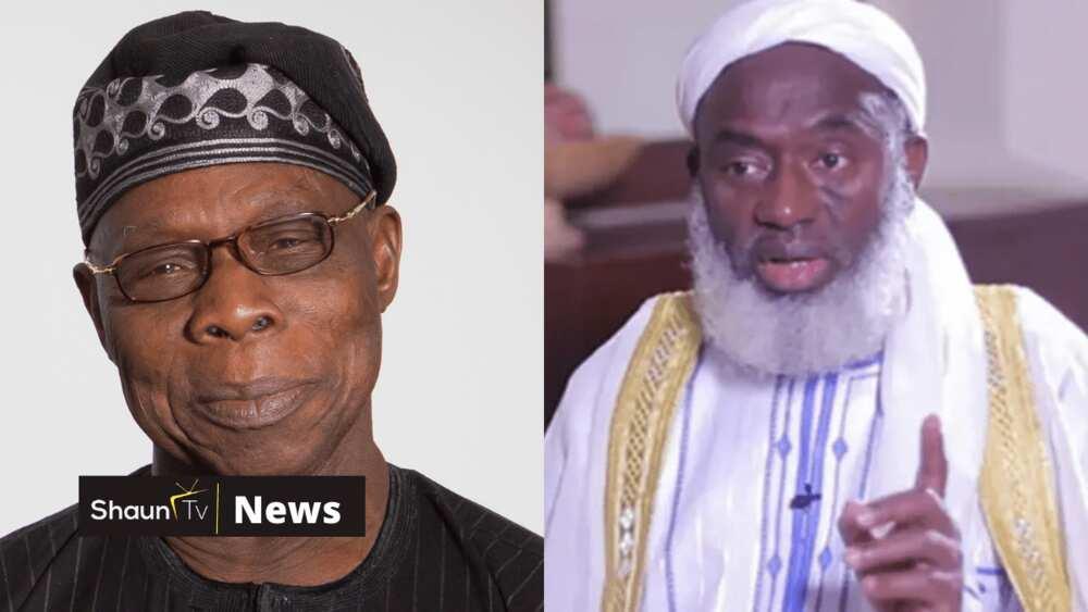 Sheikh Gumi da Obasanjo sun shawarci gwamnati da ta kirkiri kotun 'yan bindiga