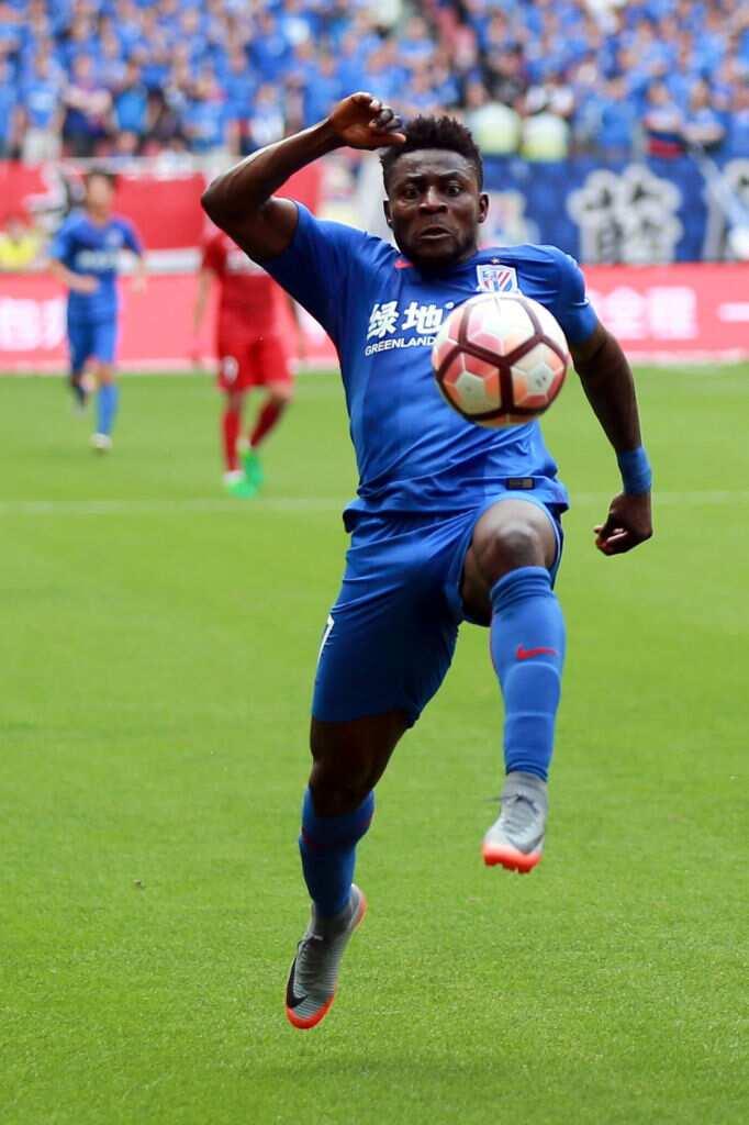 Obafemi Martins wages