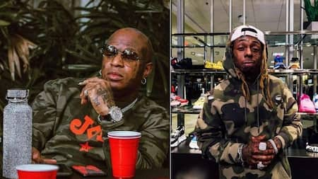 Rapper Birdman opens up about kissing Lil Wayne on the lips around 2006