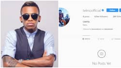 Nigerian singer Tekno leaves fans worried as he deletes all his Instagram posts again