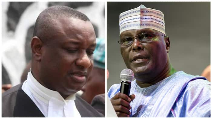 5 key things Keyamo said in reply to Atiku's promise to crash fuel price to N97 per litre