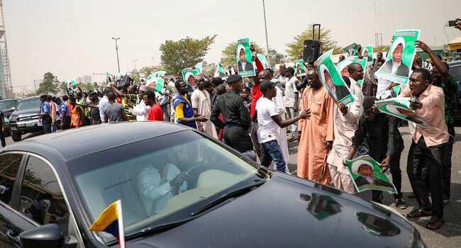 Mutum ɗaya ya rasa ransa, Ya yin da Rundunar yan sanda suka fatattaki gungun yan shi'a a Abuja