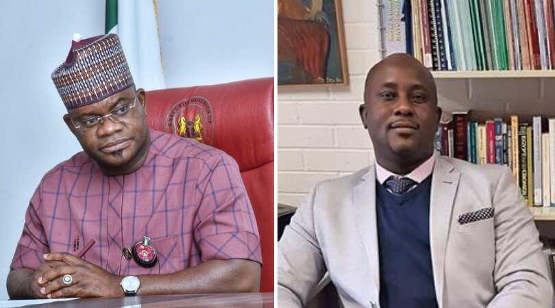 Governor Yahaya Bello pays tribute to Prof. Pius Adesanmi